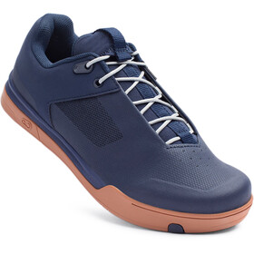 Crankbrothers Mallet Lace Shoes, navy/silver